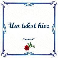 Delfts-Blauw-tegeltje-Roos-(nr.33)